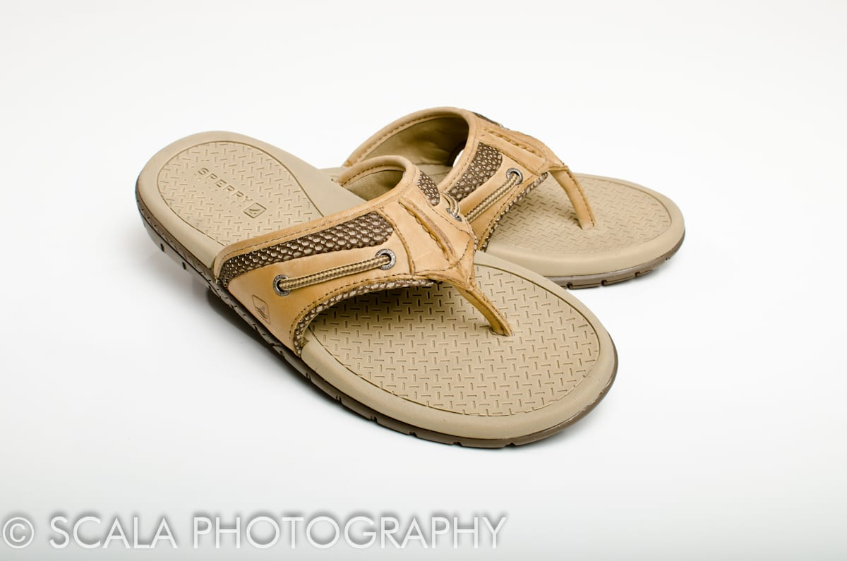 Sperry_sandals4 Product Photography